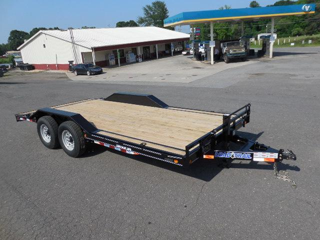 2017 Load Trail BP 102 x 18 Car / Racing Trailer