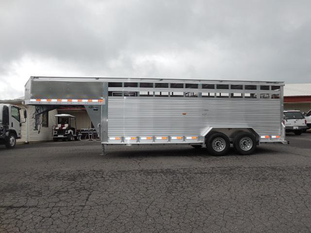 2017 Barrett Trailers 20ft Livestock Trailer in Ashburn, VA