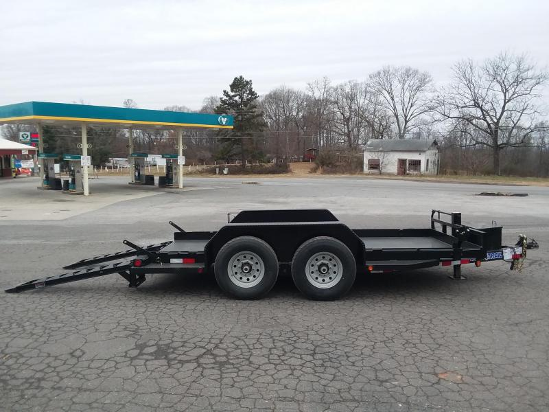 2018 Load Trail BP 80 x 14 Bobcat Equipment Trailer