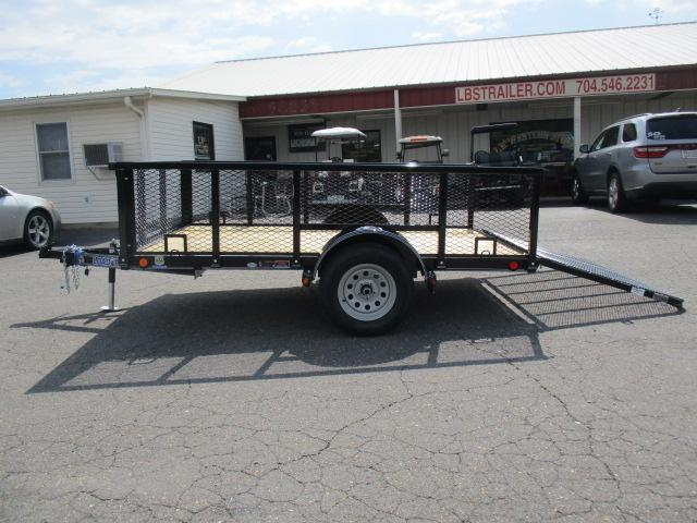 2018 Load Trail 77 x 10 Landscape Utility Trailer