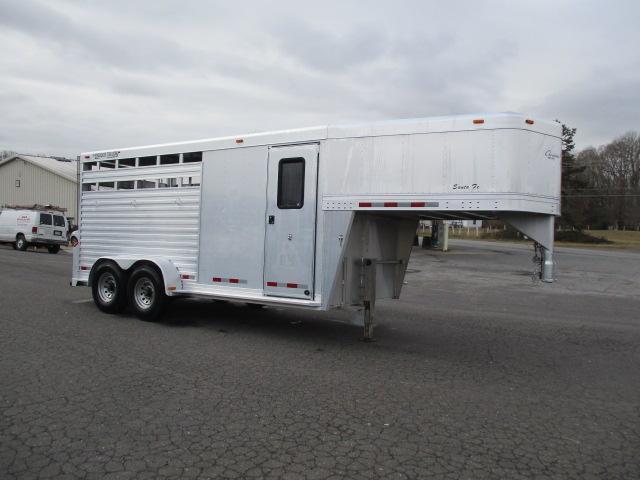 2003 Cherokee Trailers 3G SL Santa Fe Horse Trailer