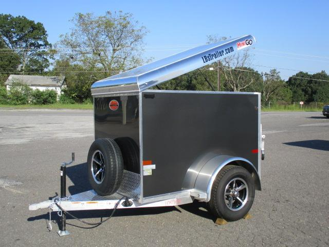 2019 Sundowner Trailers Mini Go 4 x 6 Enclosed Cargo Trailer in Faith, NC