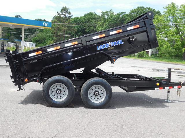 2017 Load Trail BP 83 x 12 Dump Trailer
