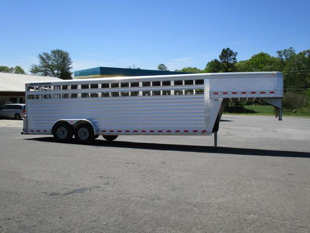 2014 Elite Trailers 7 X 24 Livestock Trailer in Ashburn, VA