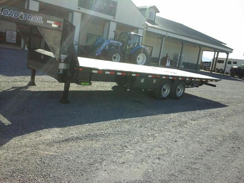 2020 Load Trail 102 X 26 Hyd Dove Equipment Trailer