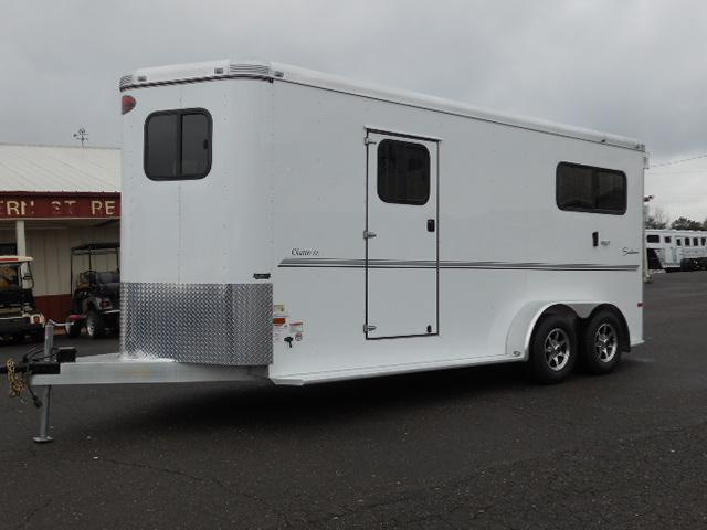 2015 Sundowner Trailers 2H Rear & Side Ramps Horse Trailer in Ashburn, VA