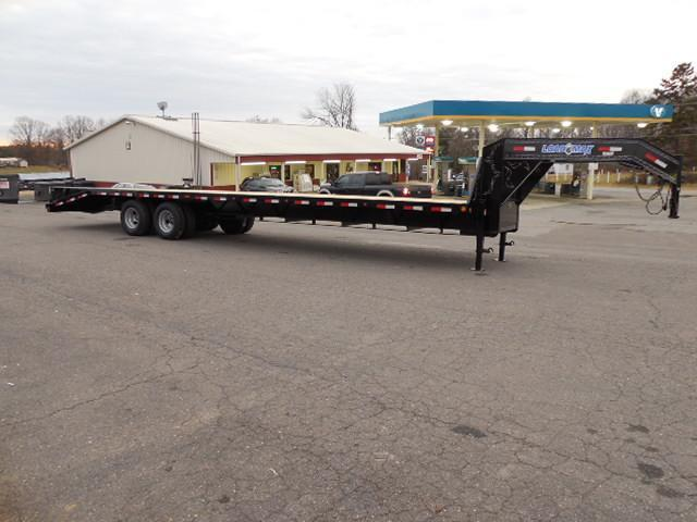 2015 Load Trail GN 102 x 34 Equipment Trailers