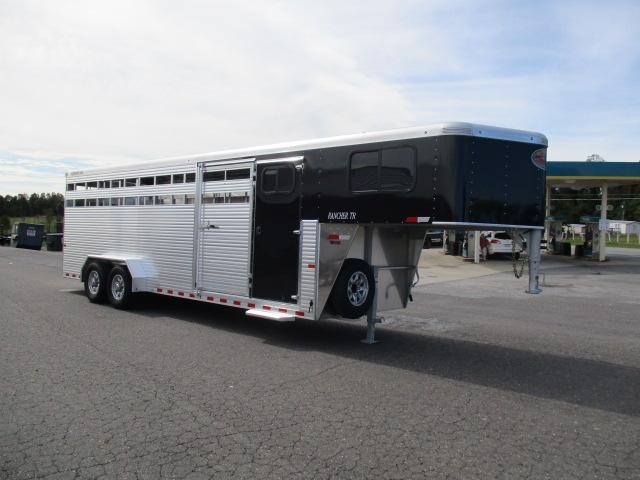 2019 Sundowner Trailers 24ft Rancher TR Livestock Trailer