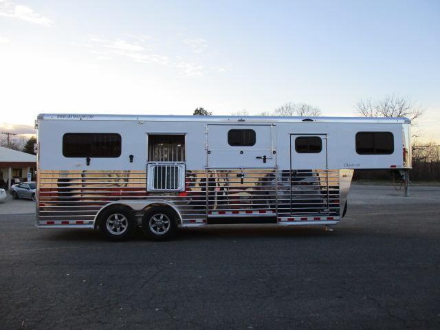 2019 Sundowner Trailers 2 Plus 1 Charter TRSE Horse Trailer in Ashburn, VA