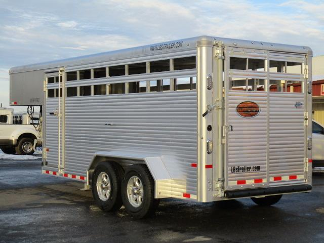 2019 Sundowner Trailers 16ft Rancher XP Livestock Trailer
