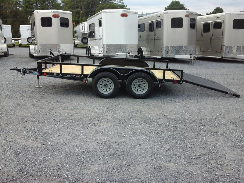 2018 Load Trail 83 x 12 Tandem Axle Utility Trailer in Ashburn, VA