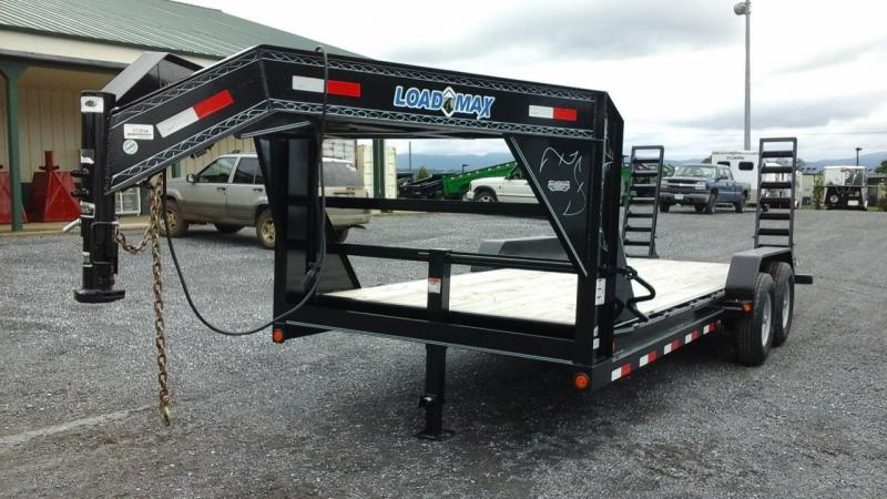 2015 Load Trail 83x20 GN Car / Racing Trailer in Ashburn, VA