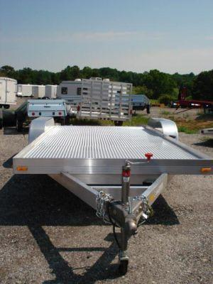 2008 Thule Trailers 80 x 18 CH Utility Trailer