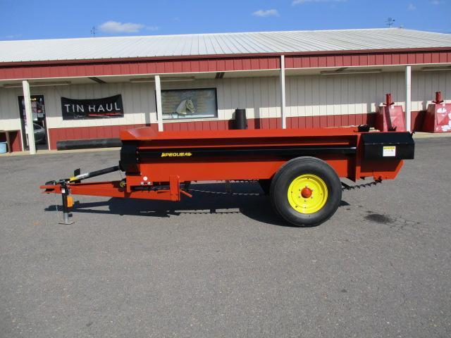 2019 pequea 80 pto manure spreader farm ranch lbs trailers in nc