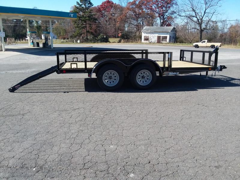 2018 Load Trail 83 x 14 Equipment Trailer in Ashburn, VA
