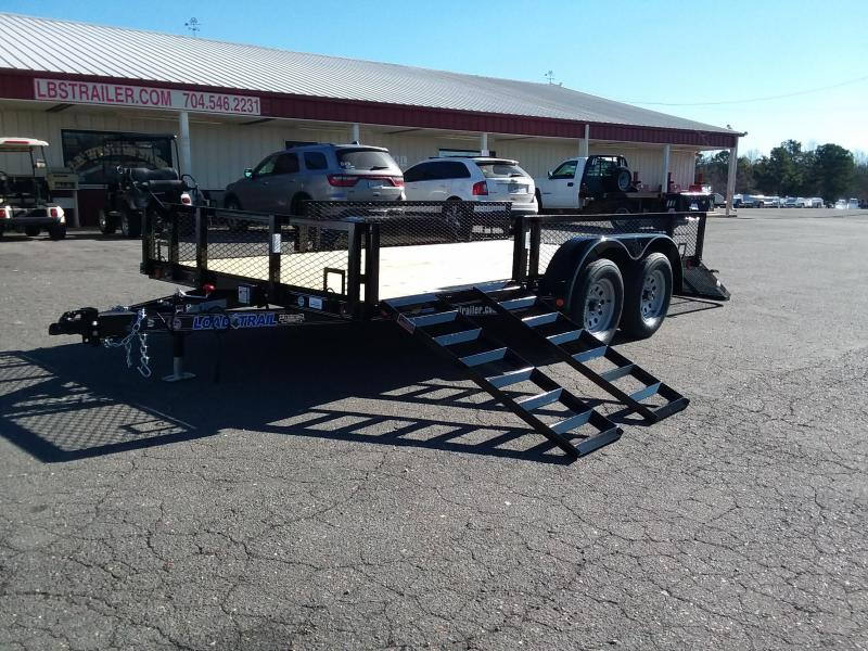 2018 Load Trail 83 x 14 Equipment Trailer