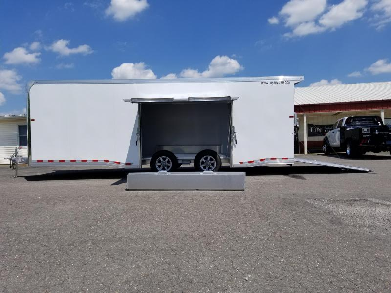 2019 Sundowner Trailers BP 24ft Car / Racing Trailer