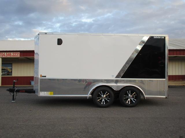2019 Continental Cargo 7 x 14 Enclosed Cargo Trailer in Faith, NC