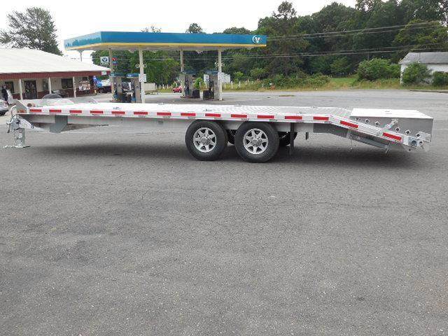 2017 Eby Trailers 24ft 6in Deck Over Utility Trailer in Ashburn, VA