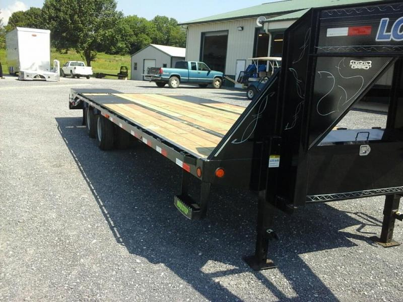 2019 Load Trail TA Low-Pro GN Equipment Trailer