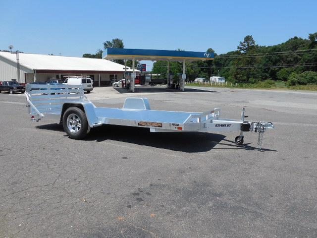 2016 Aluma 8214HS BT Utility Trailer in Ashburn, VA