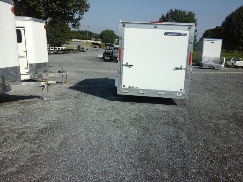 2020 Aluma ESW712R Enclosed Cargo Trailer