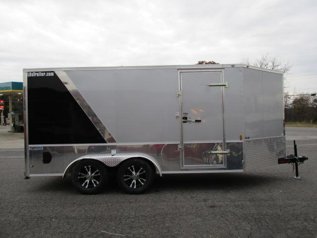 2019 Continental Cargo 7 X 14 Enclosed Cargo Trailer in North Wilkesboro, NC
