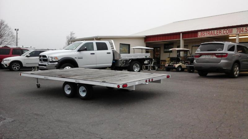 Clearance 2008 Thule Trailers BP A98x14R ATV (3 place) ATV Trailer in Ashburn, VA