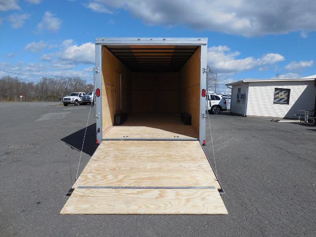 2017 Continental Cargo 8.5 x 24 Enclosed Trailer