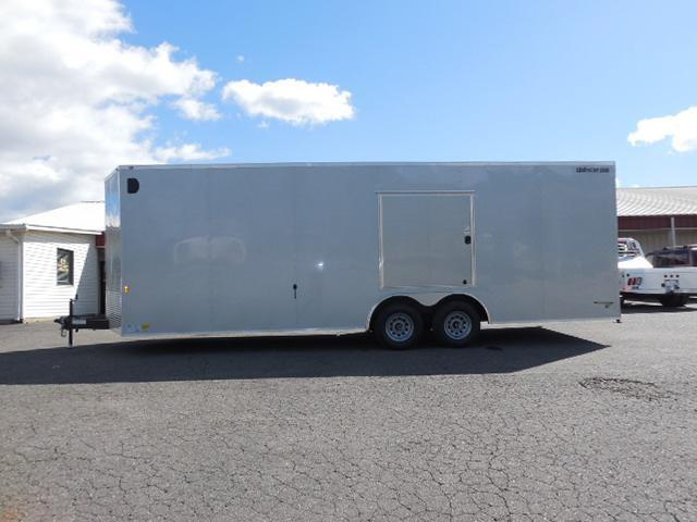 2017 Continental Cargo 8.5 x 24 Enclosed Trailer in North Wilkesboro, NC