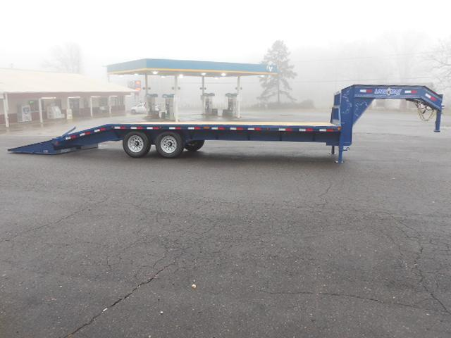 2016 Load Trail 102 x 25 Equipment Trailer