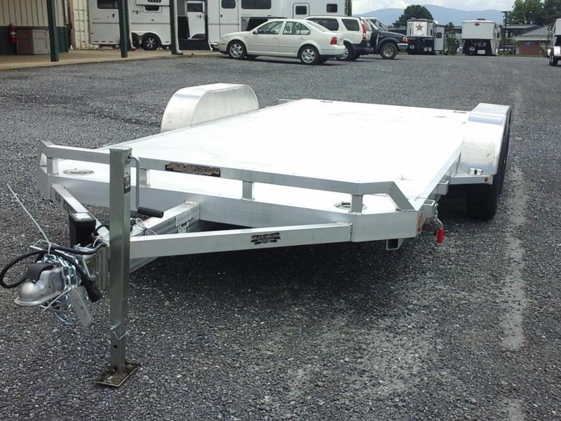 2017 Aluma 8216TILT Utility Trailer in Ashburn, VA