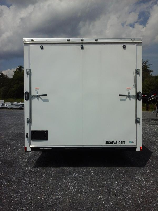 2019 Forest River Inc. 8.5x18 TA Enclosed Cargo Trailer