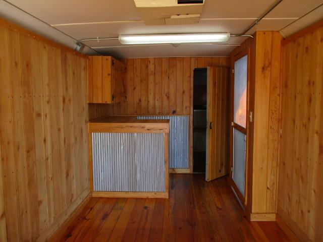 2003 Continental Cargo 48ft Enclosed Cargo Trailer
