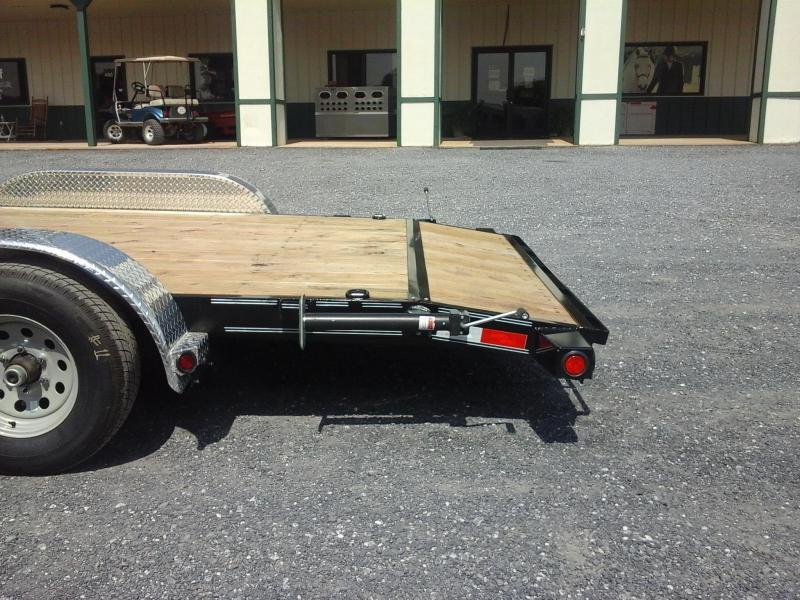 2019 Load Trail 83x20 TA Car / Racing Trailer