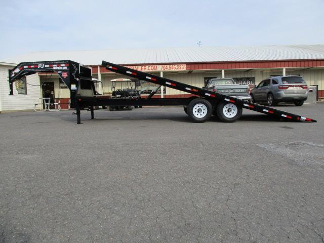 2020 PJ Trailers 24ft Deckover Tilt Utility Trailer in Ashburn, VA