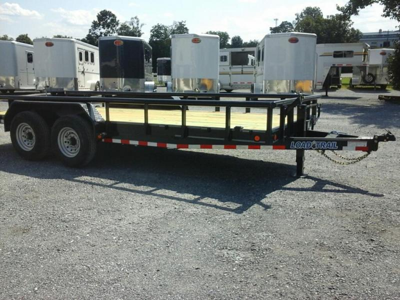 2020 Load Trail Carhauler Car / Racing Trailer