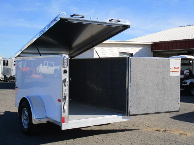 2019 Sundowner Trailers Mini Go 5 x 8 Enclosed Cargo Trailer