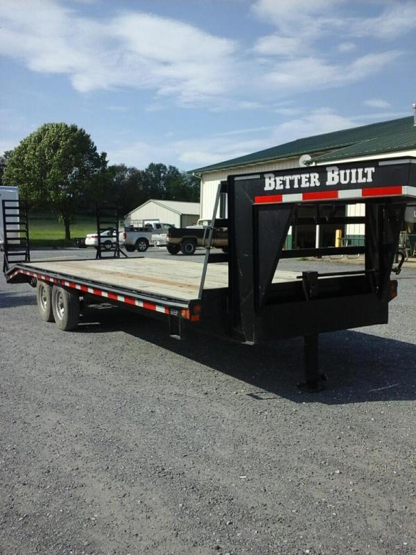 "2016 Better Built 102""x24' Utility Trailer"
