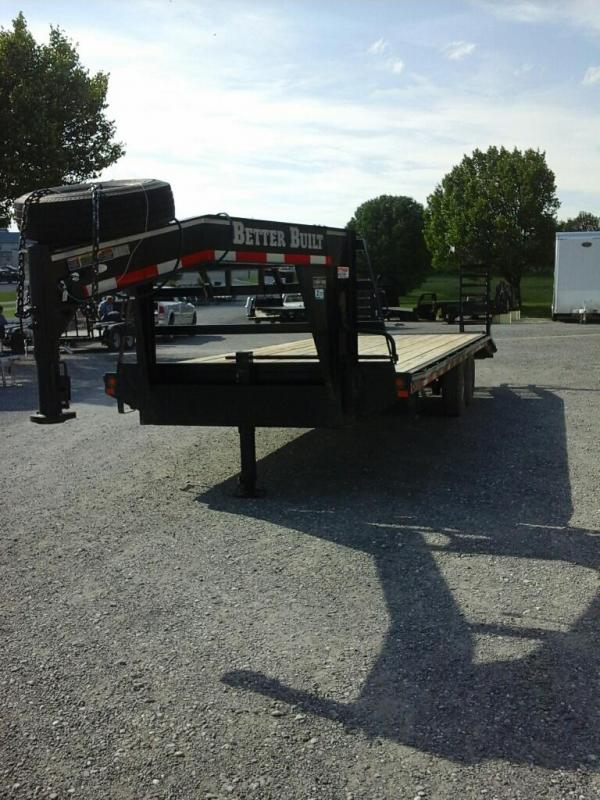 2016 Better Built 8X20 Utility Trailer