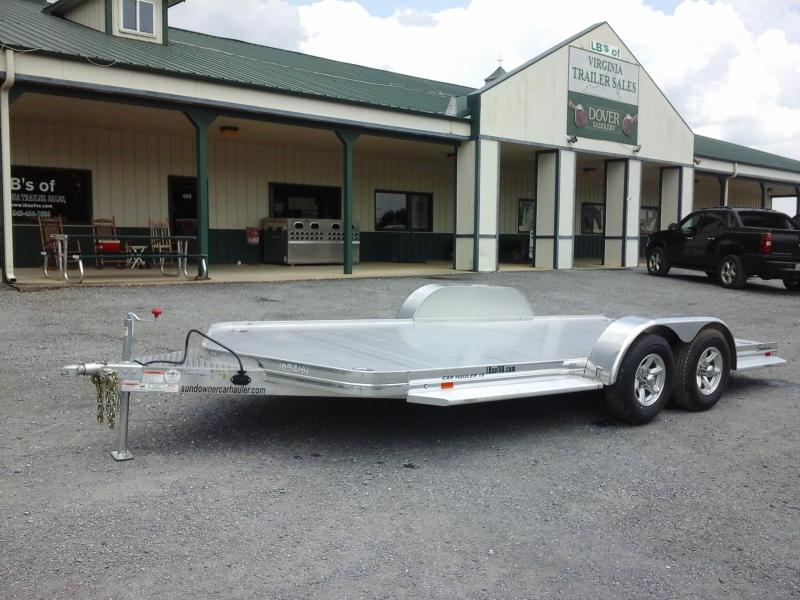 2018 Sundowner Trailers Sunlite 19ft BP Car / Racing Trailer