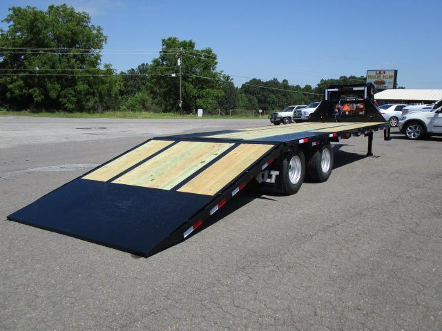 2020 Load Trail 102 x 30 Low Pro Hyd Dove (10k) Equipment Trailer