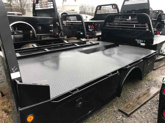 Clearance 2014 Norstar ST Truck Bed