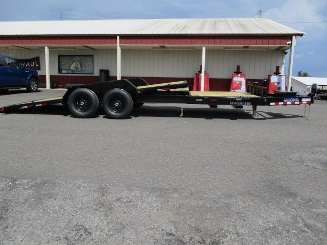 2019 Load Trail BP 83 x 22 Tilt Deck Equipment Trailer