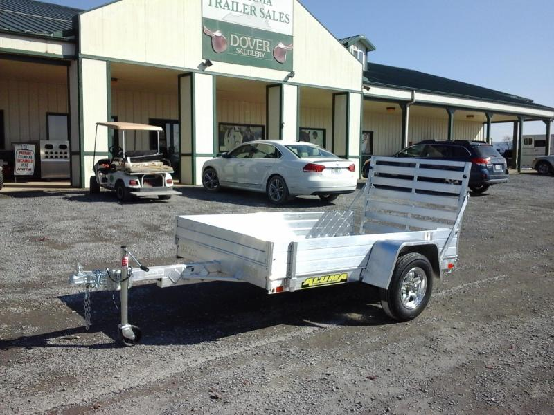 2018 Aluma 548LW Utility Trailer in Ashburn, VA