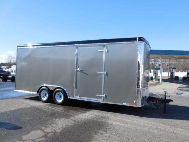2014 United Trailers 8.5 x 20 Cargo / Enclosed Trailer in Crumpler, NC