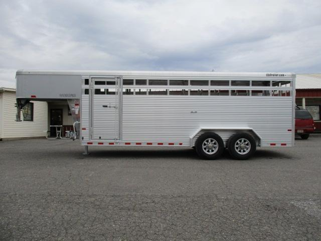 2019 Sundowner Trailers 20ft Rancher XP Stock / Stock Combo Trailer