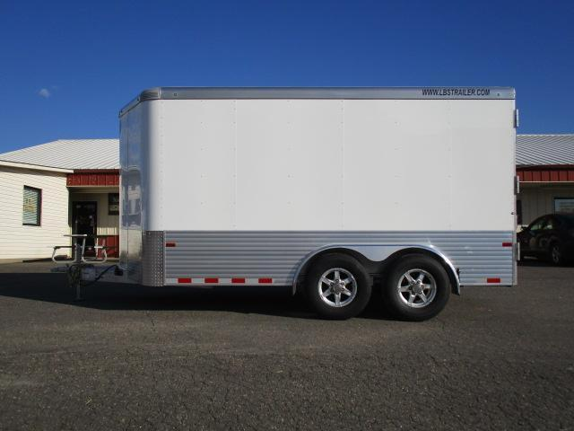 2019 Sundowner Trailers 16ft Enclosed Cargo Trailer in Yadkinville, NC