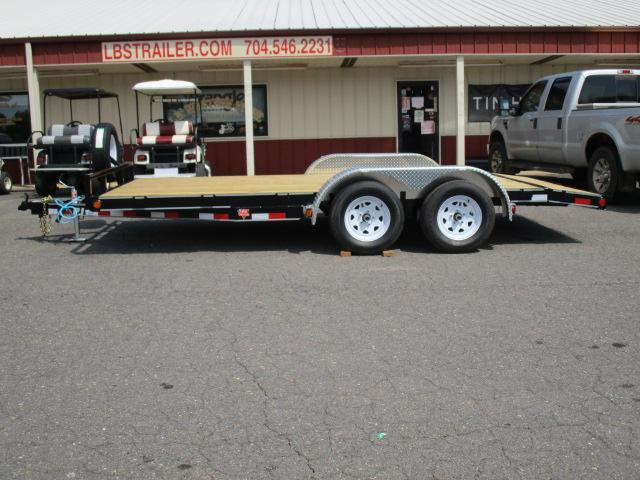 2020 PJ Trailers 16 x 5 Channel Car / Racing Trailer