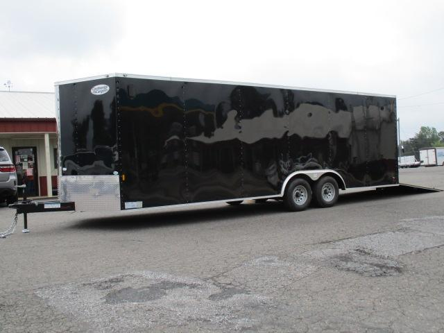 2020 Continental Cargo 8.5 X 20 TA Enclosed Cargo Trailer in Crumpler, NC
